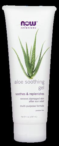 Now Foods Aloe Soothing Gel 236,5ml