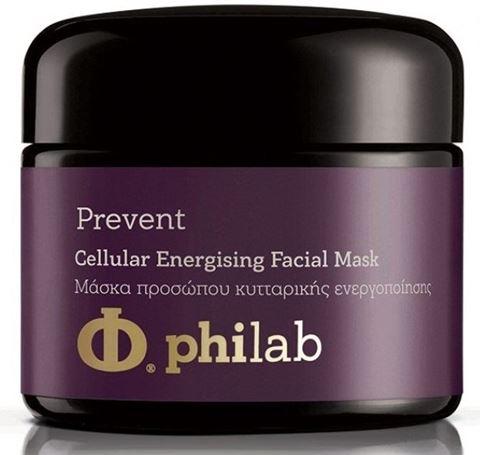 Philab Μάσκα Προσώπου Κυτταρικής Ενεργοποίησης 50ml