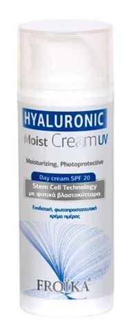 Froika Hyaluronic Moist Cream UV SPF20, 50ml, All Skin Type
