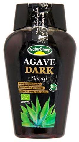 Naturgreen Σιρόπι Αγάβης Σκούρο 360ml