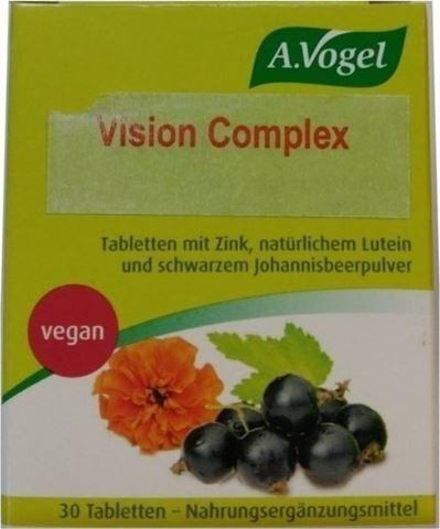 A.Vogel Vision Complex 30 Φυτικές Κάψουλες