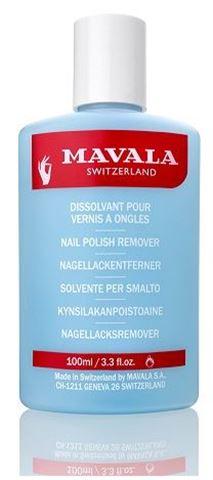 Mavala Ξεβαφτικό Νυχιών με Ασετόν, 100ml