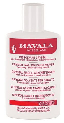 Mavala Nail Polish Remover Crystal, 50ml