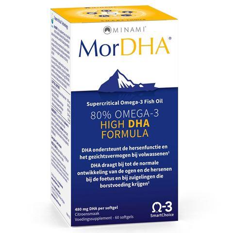 Minami Nutrition MorDHA 60 Κάψουλες