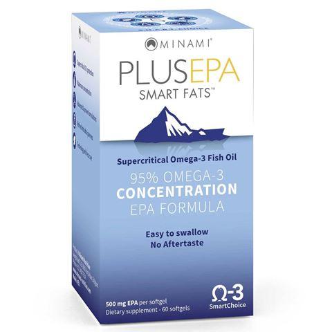 Minami Nutrition PlusEPA, 60 Κάψουλες