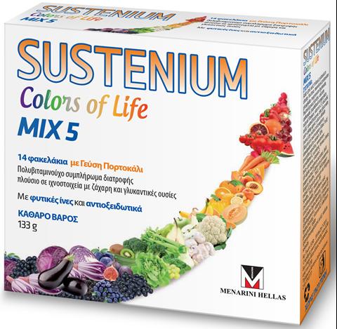 Menarini Colors Life Adults 14 Φακελάκια