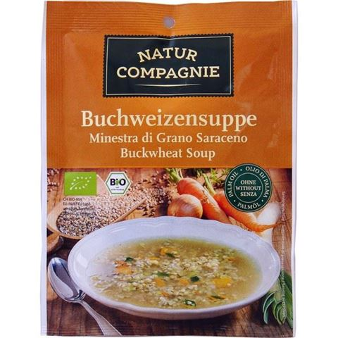 Natur Compagnie Σούπα Φαγόπυρου 37gr