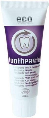 Eco Cosmetics Οδοντόκρεμα Μαύρο Κύμινο Χωρίς Fluoride ΒΙΟ 75ml