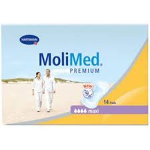 Hartmann MoliMed Premium Maxi 14 Τεμάχια