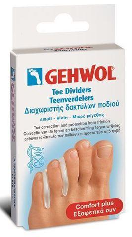 Gehwol Toe Dividers Large 3 Τεμάχια