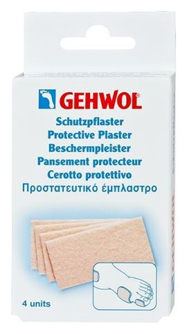 Gehwol Protective Plaster Small 4 Τεμάχια