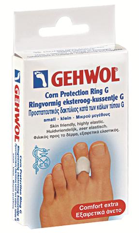 Gehwol Προστατευτικός Δακτύλιος Κατά των Κάλων Τύπου G,  3 Τεμάχια