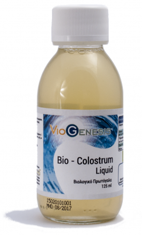 Viogenesis Colostrum Bio Liquid 125ml