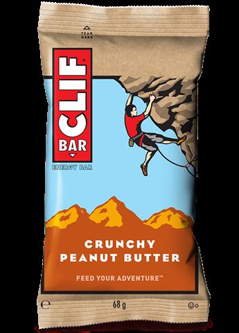 Clif Bar Crunchy Peanut Butter 68gr