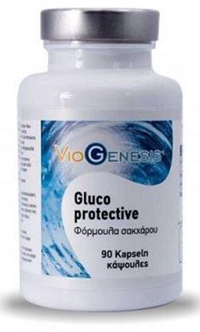 Viogenesis  Glucoprotective 90 Κάψουλες