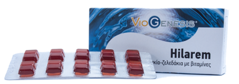Viogenesis Hilarem 30 Ζελεδάκια