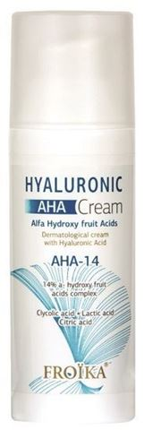 Froika Hyaluronic AHA 14 Cream 50ml