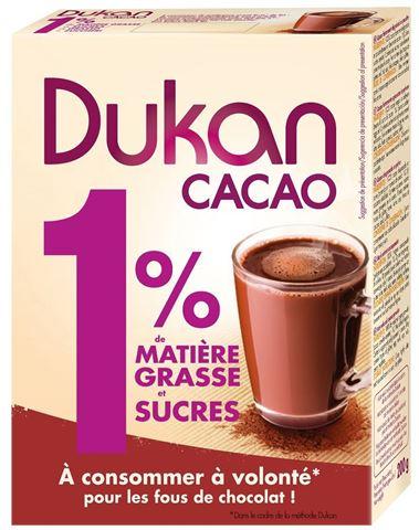 Dukan Cacao 1%  200γρ