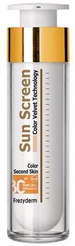 Frezyderm Sun Screen Color Velvet SPF30, 50ml