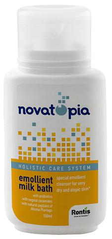 Novalou Novatopia Emmolient Milk Bath, 150ml