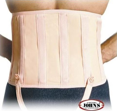 John's Johns Ζώνη De Seige-Chair Back Support 14800, 115