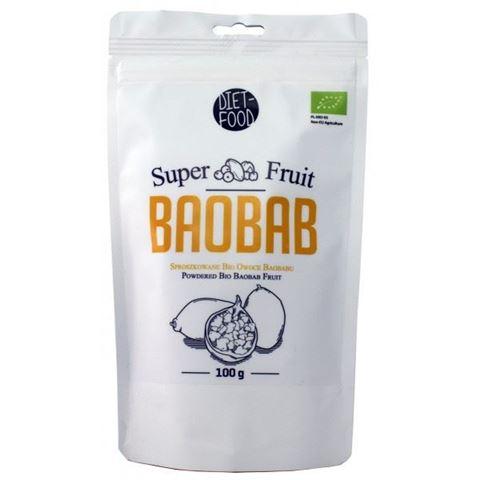 Diet Food Baobab σκόνη ΒΙΟ 100gr