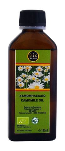 Bio - Samos Έλαιο από Χαμομήλι Σάμου 100ml