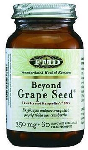 Udo's Choice Beyond Grape Seed, 60 Φυτικές Κάψουλες
