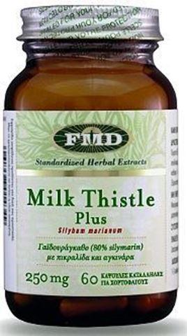 Udo's Choice Milk Thistle Plus , 60 Φυτικές Κάψουλες