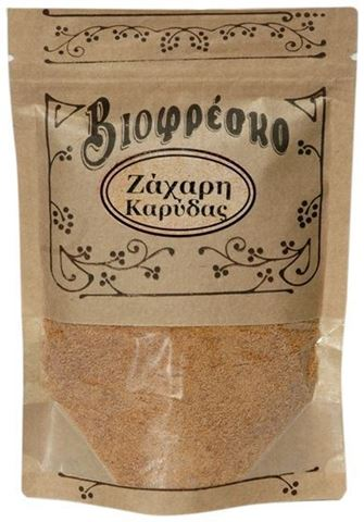 Βιοφρέσκο Ζάχαρη καρύδας 150gr