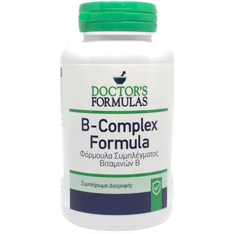 Doctor's Formulas B-Complex 60 δισκία