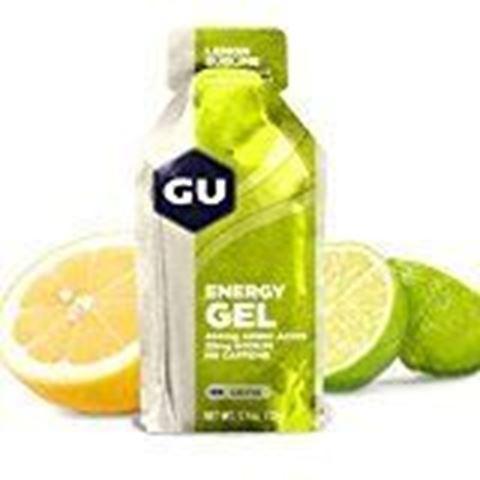 Ενεργειακό gel GU - Γεύση Λεμόνι (Lemon Sublime) - χωρίς καφεΐνη, 32gr