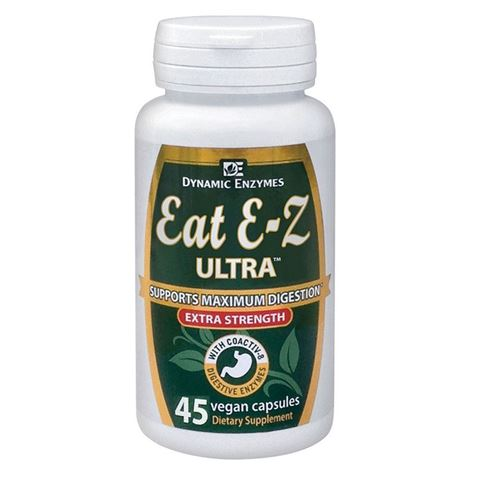 Dynamic Enzymes Eat E-Z Ulta, 45 Κάψουλες