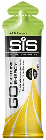 SiS GO Isotonic Gel Apple 60 ml