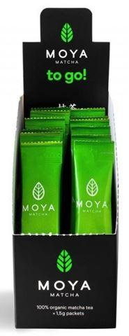 Moya Matcha Πράσινο Τσάι - Matcha Traditional To Go 12 x 1.5grgr