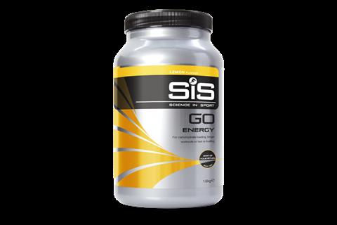 SiS GO Energy Lemon 1,6kg