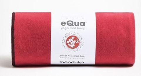 Manduka eQua Yoga Mat Πετσέτα, Passion
