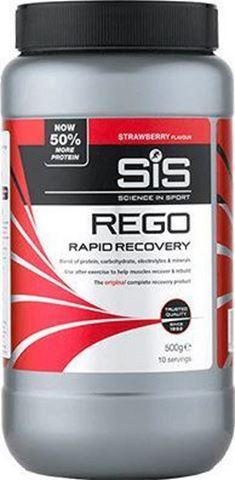 SiS REGO Rapid Recovery Φράουλα 500γρ