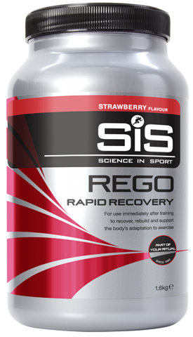 SiS REGO Rapid Recovery Strawberry 1.6kg