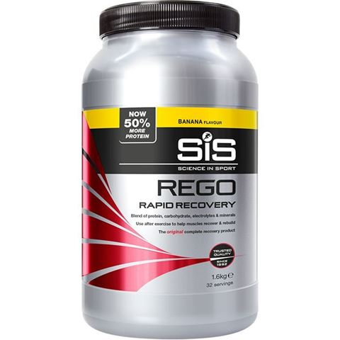 SiS REGO Rapid Recovery Μπανάνα 1.6kg