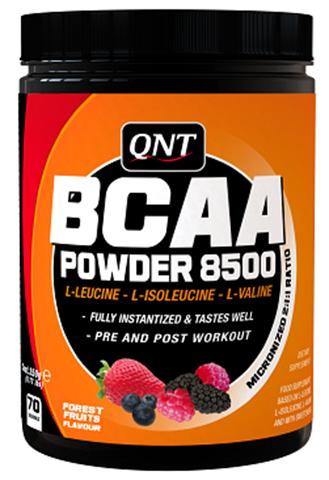 QNT BCAA 8500 Instant Powder Forest Fruit Flavour 350gr