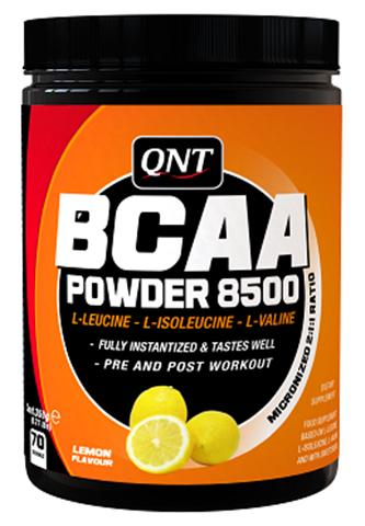 QNT BCAA 8500 Instant Powder Lemon Flavour 350gr