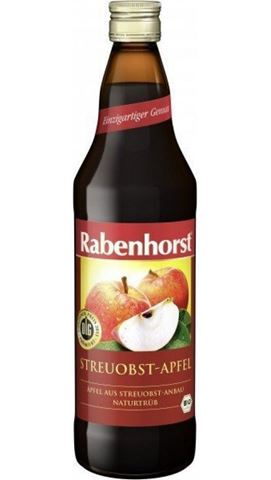 Rabenhorst Χυμός Λαχανικών 100% ΒΙΟ 750ml