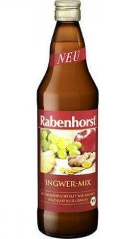 Rabenhorst 100% Τζίντζερ Μιξ ΒΙΟ 750ml