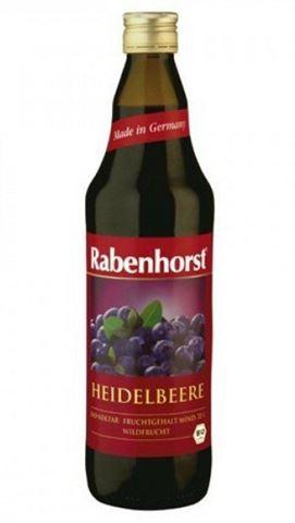 Rabenhorst Blueberry ΒΙΟ 750ml