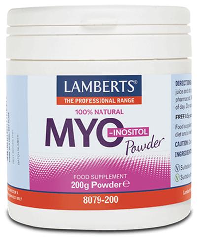 Lamberts Myo-Inositol 200gr