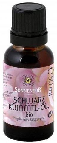 Sonnentor Βιολογικό Έλαιο Μαύρου Κυμίνου 50ml