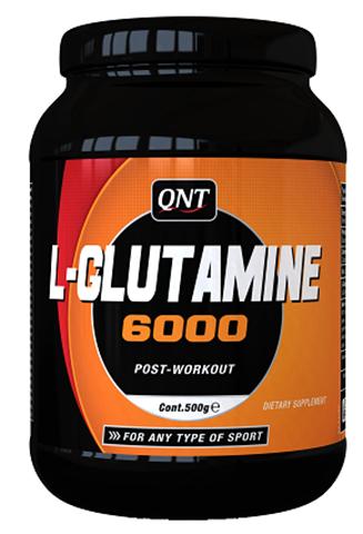 QNT L-Glutamine 6000 Pure,  500gr