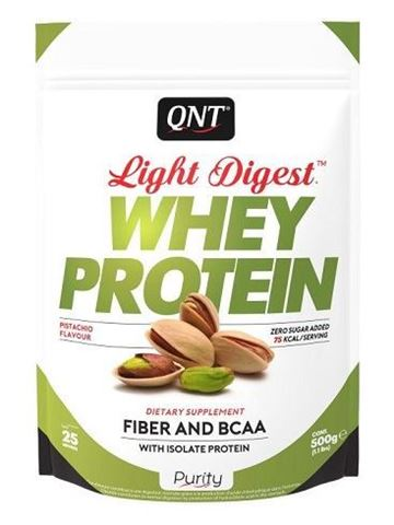 QNT Light Digest Whey Protein Pistachio, 500gr