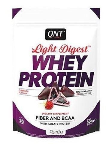 QNT Light Digest Whey Protein Cuberdon, 500gr